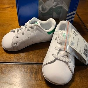 Stan Smith Crib Shoes
